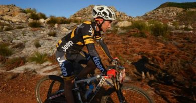 Jeep Team's Dylan Rebello Podium Finish At Trailseeker Western Cape