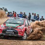 Castrol Team Toyota ready for showdown in Tshwane Rally