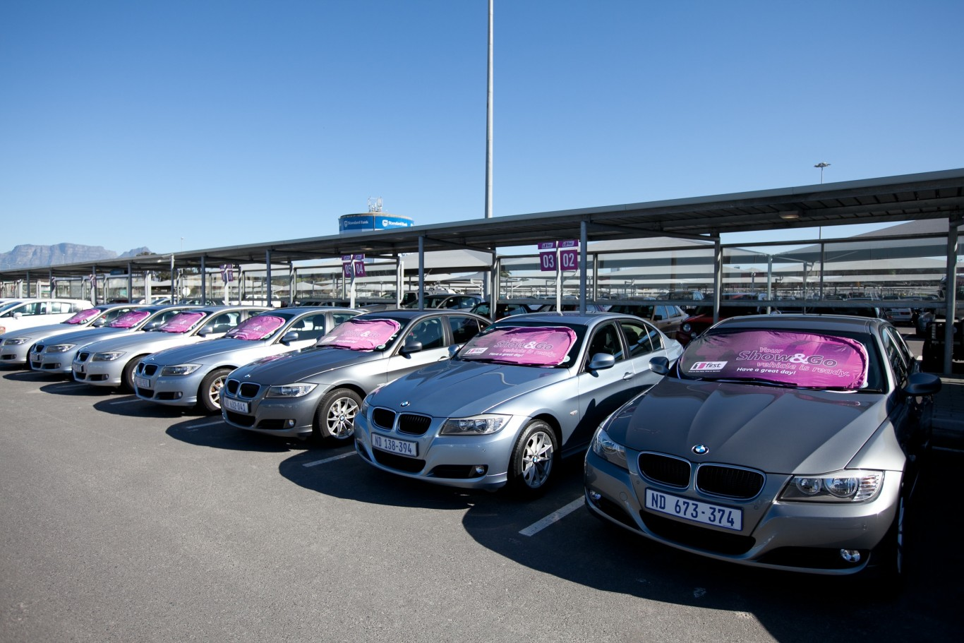 First Car Rental Johannesburg Airport