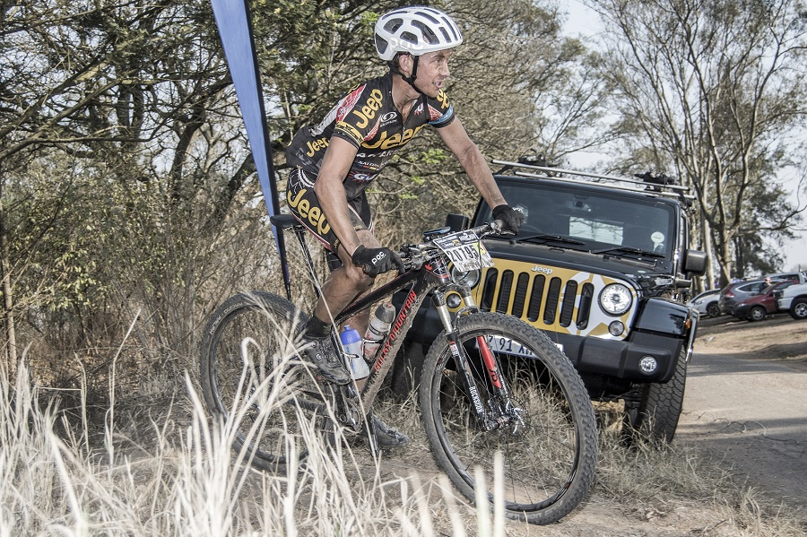 Jeep Team s Dyran Rebello wins Tour de Plett  b7efb57a7