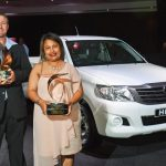 Toyota Presents the Young Farmer and New Harvest of the Year Award