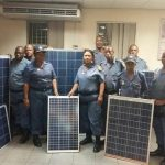 Suspects arrested and stolen solar panels recovered in Kuruman