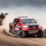De Villiers in prime position for Stage 1 of Dakar 2016