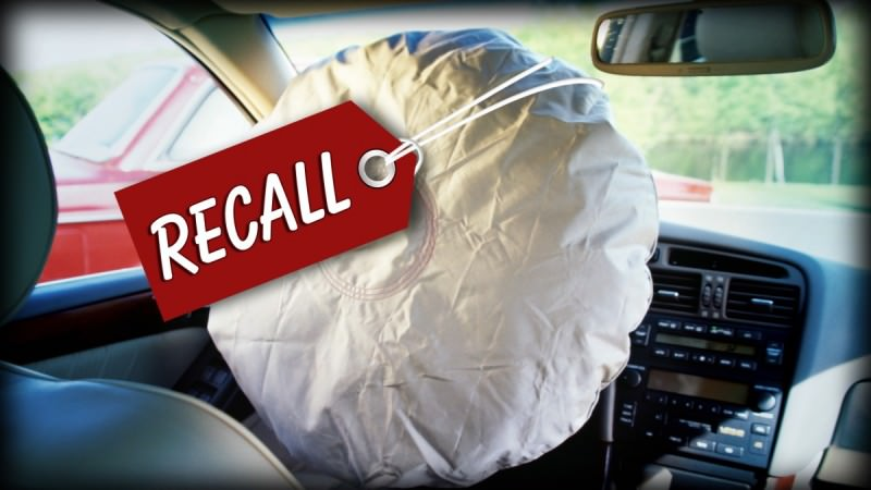 Mazda Motor Corporation extends the Airbag Recall Campaign on certain Mazda6 and Mazda RX-8