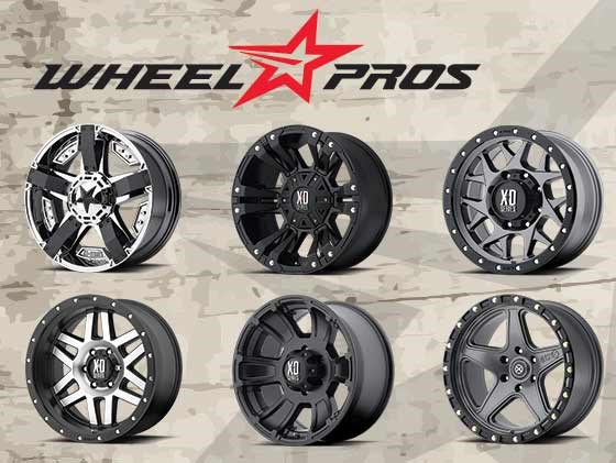 New All-Terrain Wheel Pros available (2)