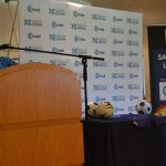 Jerry Sikhosana announces hat-trick for Ctrack and SAPS Head Office Football Association