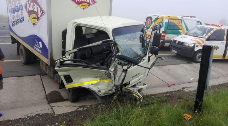 Two critically injured in truck crash near Harrismith   Insurance Chat