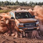 Ford Ranger and Everest Win 2016 Drive Out / WegRy 4×4 of the Year Awards