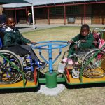 Casual Day brings joy to 'our wheelies'