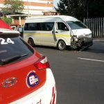 Taxi and truck collide injuring 14, Pinetown