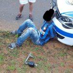 Theft suspect arrested at Glenhills, Durban North