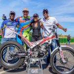 Light the Fire wraps up a weekend of extreme motorbiking in style