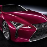 SA-bound Lexus LC 500 making its UK debut at the Goodwill Festival of Speed