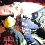 14 Injured in collision between truck and taxi on Main Reef Road