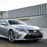 Lexus unleashes the Real Coupé with 2.0-litre Turbo Power