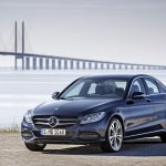 The new Mercedes-Benz C 350 e : Efficiency, dynamism and comfort