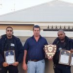 Reaction officers awarded for fighting crime in Durban North