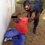 Housebreaking suspect arrested in Margaret Maytom Drive, Durban North.