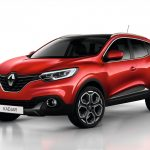 Renault Kadjar Crossover on Expansion Trail