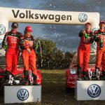 Toyota Gazoo Racing SA victorious in 2016 Volkswagen Rally