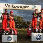 Toyota Gazoo Racing SA victorious in 2016 Volkswagen Rally