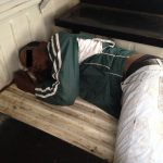 Theft suspect arrested in Somerset Park, north of Durban.