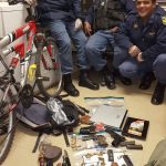 Several items recovered after robbery at farm