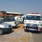 Two injured in apparent robbery at business complex in Witbank