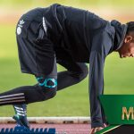 Defy rewards Wayde van Niekerk for 'defying' the odds to smash a 20-year old Olympic record