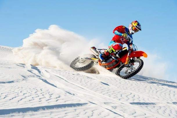 SA Rider, Fitz-Gerald, to Compete at Red Bull Straight Rhythm Motocross Event