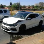 Two patients sustained minor injuries after collision in Roosevelt Park