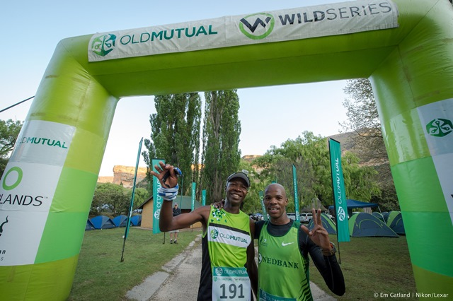 Golden performances at the Old Mutual Wild Series Golden Gate Challenge
