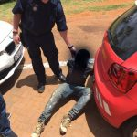 Theft suspects arrested at La Lucia