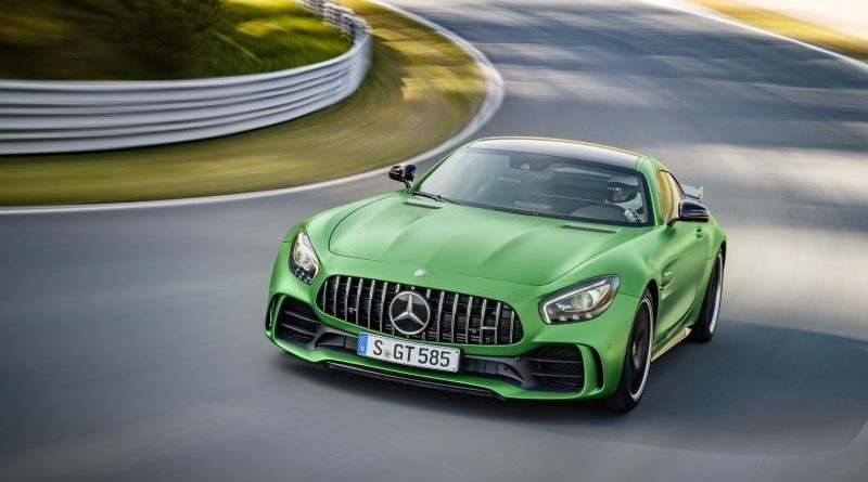 Three new members of the AMG GT family go on sale