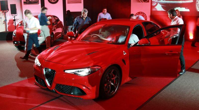 Alfa Auto Insurance >> Alfa Romeo Giulia Makes An Exclusive Premiere Insurance Chat