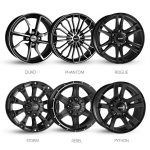 Six New TSW Alloy Wheels Available at Tiger Wheel & Tyre