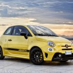 Next Generation Scorpion arrives – Abarth 595 for 2017