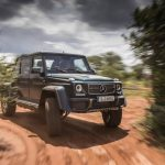 Strictly limited: open-air luxury both on- and off-road
