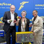 Goodyear South Africa employees building together for the future