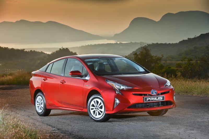 Toyota Hybrid Sales Have Now Surpassed 10 Million Units