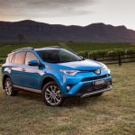 Toyota leads the way in 2017 with 24.3 percent market share
