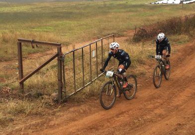 Phil Buys and Matthys Beukes light up joBerg2c