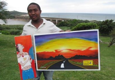 Iconic pieces by local artists on display at South Coast Bike Fest