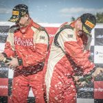 Successful opening round for Toyota Gazoo racing SA