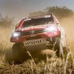 Poulter and Von Zitzewitz to compete in Qatar Cross Country Rally 2017