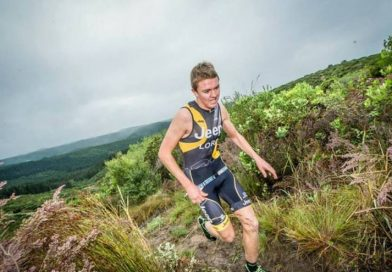 Michael Lord wins Jonkershoek mountain rain