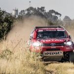 All systems go for Toyota Gazoo racing on battlefields 400