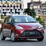 Feel the pulse of the Improved Yaris