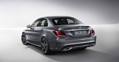 The C-Class gets even sportier with the Edition C