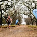 Top Triathlete, Michael Lord wins his 4th Banhoek Duo challenge title